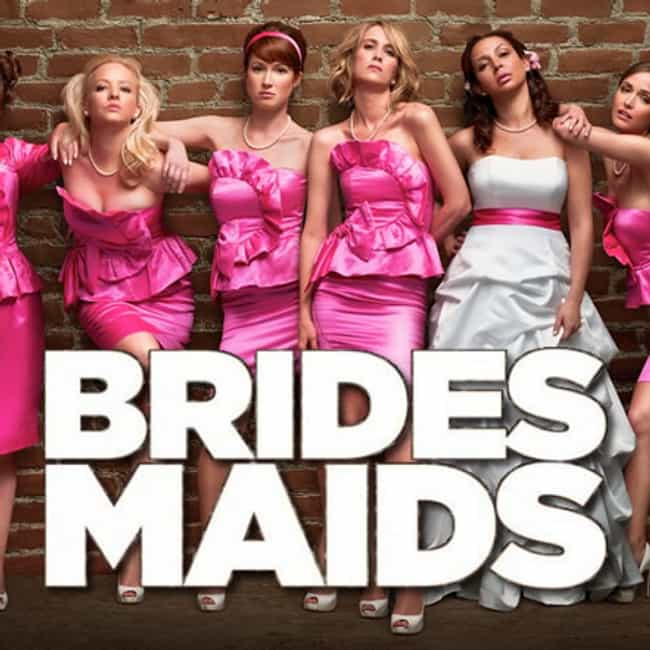 Bridesmaids is listed (or ranked) 2 on the list The Best Rebel Wilson Movies