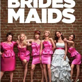 Bridesmaids is listed (or ranked) 2 on the list The Greatest Female-Led Comedy Movies