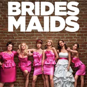 Bridesmaids is listed (or ranked) 6 on the list The Best Wedding Movies