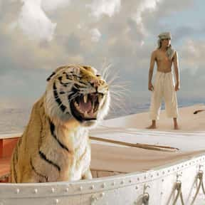 Life Of Pi is listed (or ranked) 5 on the list Great Movies About Kids Trying to Survive
