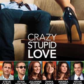 Crazy, Stupid, Love. is listed (or ranked) 7 on the list The Funniest Movies About Marriage