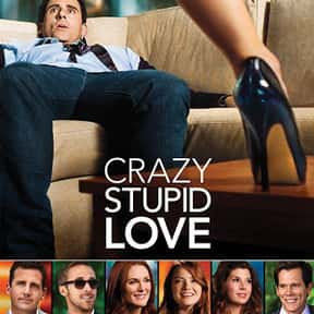 Crazy, Stupid, Love. is listed (or ranked) 19 on the list The Greatest Romantic Comedies Of All Time
