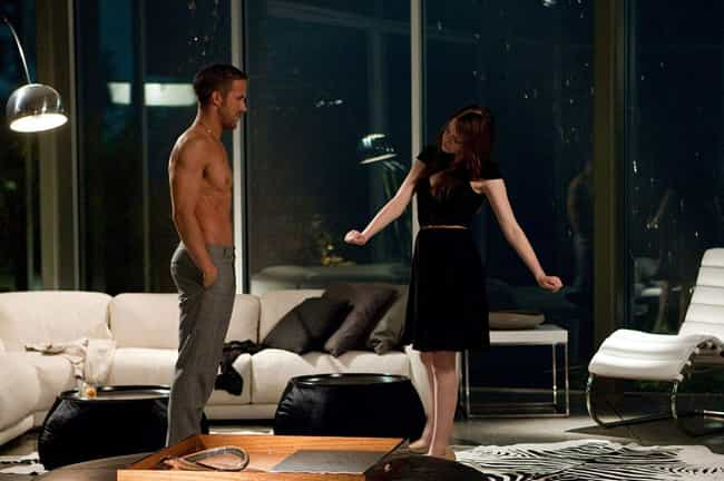 Crazy, Stupid, Love. is listed (or ranked) 4 on the list The Best 'F-Bombs' In PG-13 Movies
