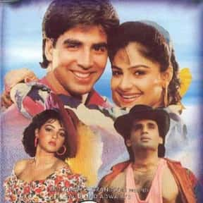 Waqt Hamara Hai is listed (or ranked) 11 on the list The Best Suniel Shetty Movies