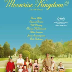 Moonrise Kingdom is listed (or ranked) 20 on the list Great Movies Set Along the Coast