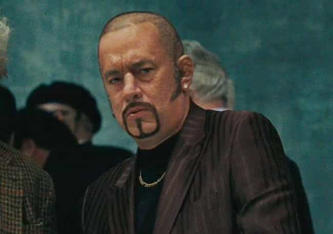 Cloud Atlas is listed (or ranked) 4 on the list Tom Hanks Roles When He Wasn't The Nicest Guy, Ranked