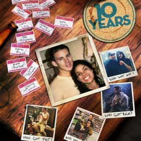 10 Years is listed (or ranked) 1 on the list Movies Distributed by Anchor Bay Entertainment