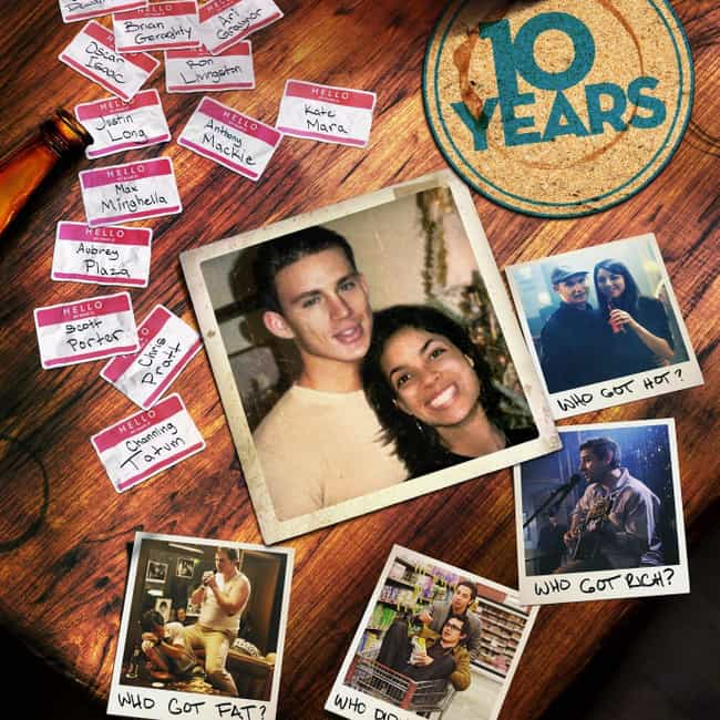 10 Years is listed (or ranked) 4 on the list The Best Jessica Lowndes Movies