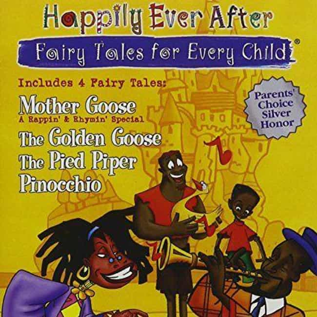 Happily Ever After: Fairy Tale... is listed (or ranked) 4 on the list Whoopi Goldberg Animation Roles