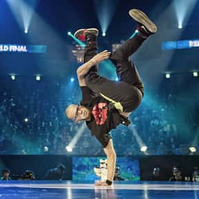 Red Bull BC One is listed (or ranked) 13 on the list The Best Breakdancing Movies