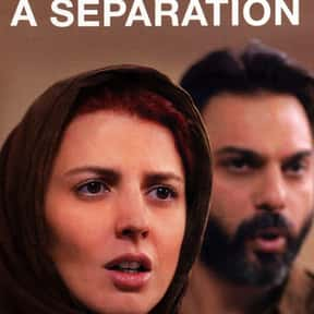 A Separation is listed (or ranked) 2 on the list The Best Foreign Films Of The 2010s Decade