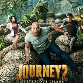 Journey 2: The Mysterious Isla is listed (or ranked) 13 on the list The 25+ Best Dwayne Johnson Movies, Ranked