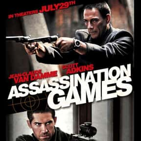 Assassination Games is listed (or ranked) 20 on the list The Best Jean-Claude Van Damme Movies