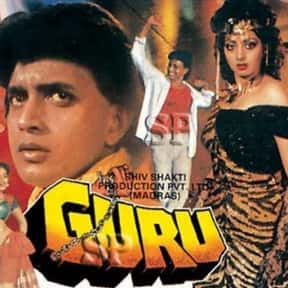 Guru is listed (or ranked) 13 on the list The Best Sridevi Kapoor Movies