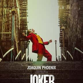 Joker is listed (or ranked) 1 on the list The Best R-Rated Movies That Blew Up At The Box Office