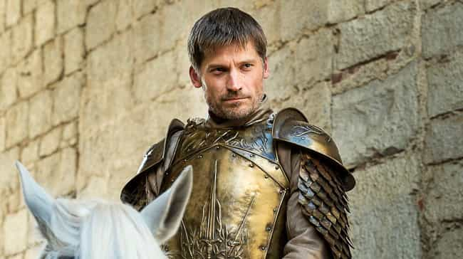 Jaime Lannister is listed (or ranked) 4 on the list Hateable Characters From TV And Movies That Unexpectedly Made You Swoon