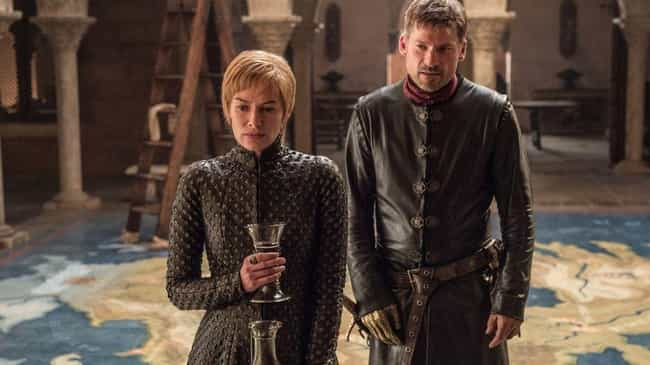 Jaime Lannister is listed (or ranked) 2 on the list TV Love Interests Who Could Do Better