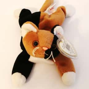 Chip is listed (or ranked) 4 on the list The Best Beanie Babies Ever Made