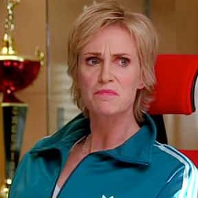Sue Sylvester is listed (or ranked) 8 on the list The Best Characters from a Ryan Murphy Show