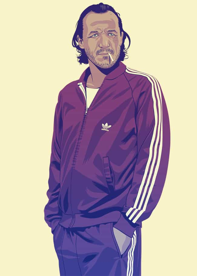 Bronn is listed (or ranked) 3 on the list The Best Game of Thrones '80s & '90s Artwork