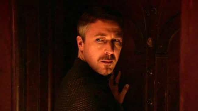 Petyr Baelish is listed (or ranked) 3 on the list 25 Times Game of Thrones Added Sex That's Not in the Books