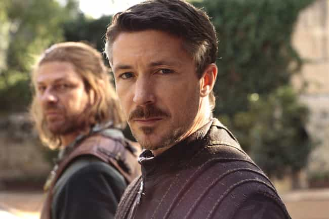 Petyr Baelish is listed (or ranked) 1 on the list Game of Thrones Character Motivations in 20 Words or Less