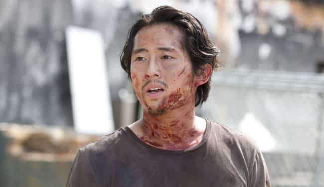 Glenn is listed (or ranked) 6 on the list The Strongest Survivors On 'The Walking Dead,' Ranked