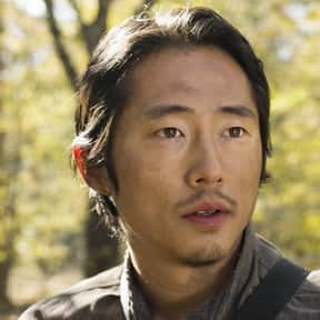 Glenn Rhee is listed (or ranked) 15 on the list The Walking Dead Characters Most Likely To Survive Until The End