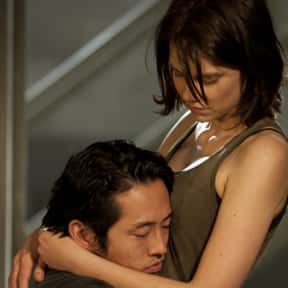 Glenn Rhee and Maggie Greene is listed (or ranked) 6 on the list The Best Current TV Couples