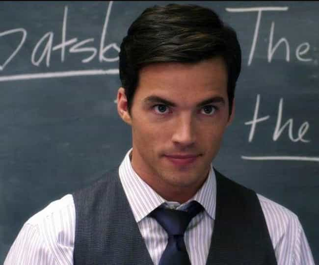 Ezra Fitz is listed (or ranked) 2 on the list 13 TV Characters You Never Realized Are Sexual Predators And Total Creeps