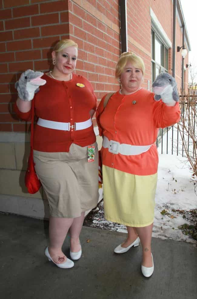 Pam Poovey is listed (or ranked) 3 on the list Plus Size Cosplay Costume Ideas