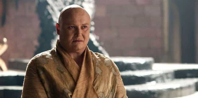 Lord Varys is listed (or ranked) 2 on the list Fictional Characters Who Are Asexual