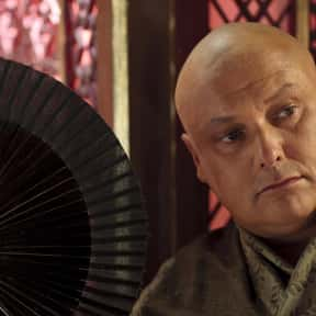 Lord Varys is listed (or ranked) 22 on the list The Most Hardcore Game of Thrones Characters