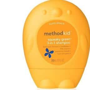 Method is listed (or ranked) 21 on the list The Best Laundry Detergent Brands