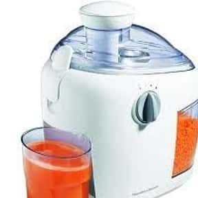 Hamilton Beach is listed (or ranked) 6 on the list The Best Juicer Brands