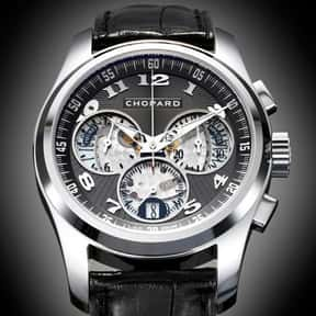 Chopard is listed (or ranked) 23 on the list The Best Watch Brands