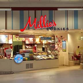 Millie's Cookies is listed (or ranked) 12 on the list The Best Restaurant Chains of the UK