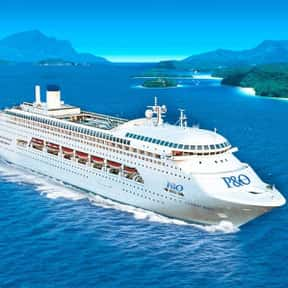 P&O Cruises is listed (or ranked) 13 on the list The Best European Cruise Lines