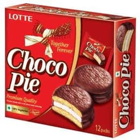Lotte is listed (or ranked) 18 on the list The Best Chocolate Companies