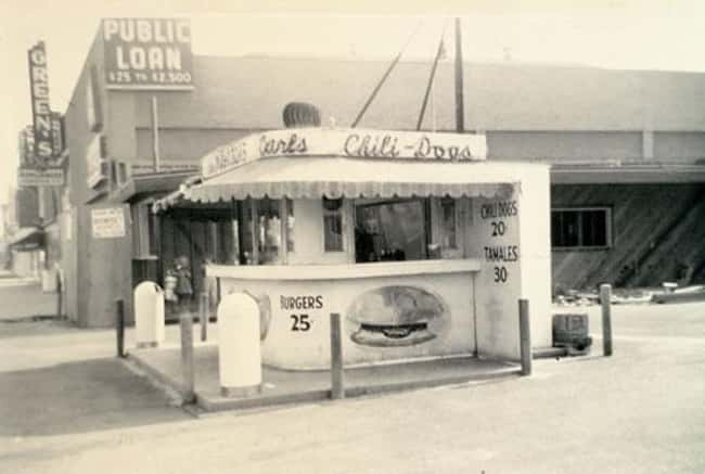 Carls Jr National Production F is listed (or ranked) 7 on the list Amazing Early Photos of the World's Most Iconic Companies