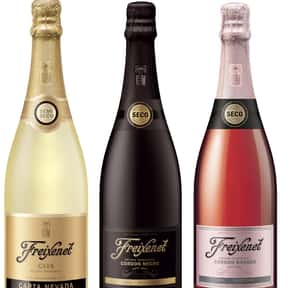 Freixenet is listed (or ranked) 1 on the list The Best Sparkling Wine Brands