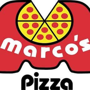 Marco's Pizza is listed (or ranked) 4 on the list The Greatest Pizza Delivery Chains In The World