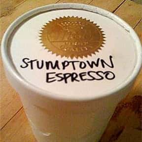 Stumptown Coffee Roasters is listed (or ranked) 8 on the list The Best Niche Coffee Brands