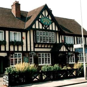 Harvester is listed (or ranked) 13 on the list The Best Restaurant Chains of the UK