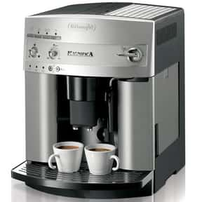 De'Longhi is listed (or ranked) 3 on the list The Best Coffee Maker Brands