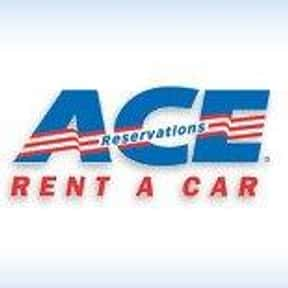ACE Rent a Car is listed (or ranked) 12 on the list The Best Rental Car Agencies