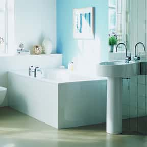 Ideal Standard is listed (or ranked) 15 on the list The Best Faucet Brands
