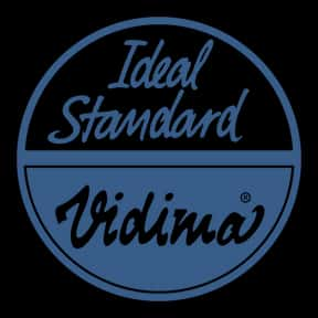 Ideal Standard is listed (or ranked) 7 on the list The Best Bathroom Brands