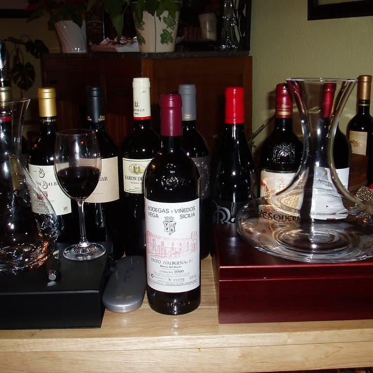 Random Best Wineries in Spain