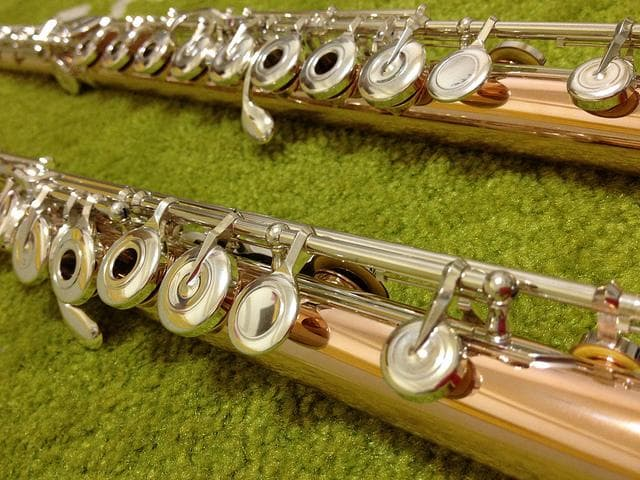 Muramatsu Flutes on Random Best Flute Brands